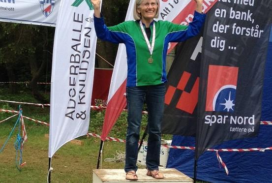 Guld til Ulla ved SM-Lang 2014 i D-65