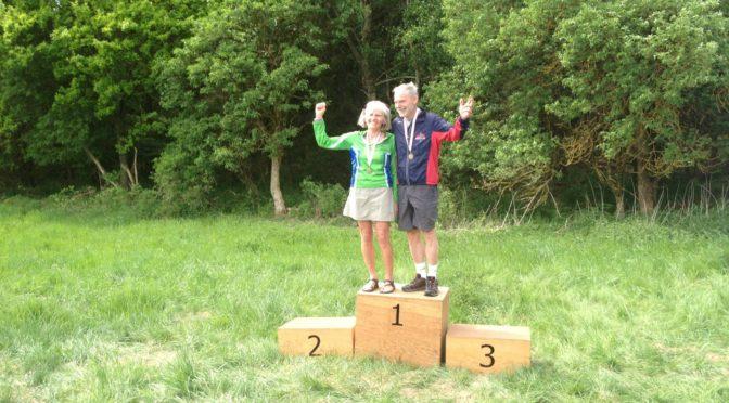 Ulla vinder guld i SM lang